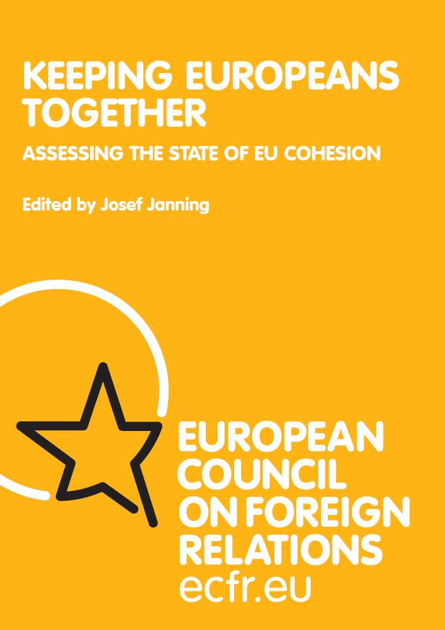 Cover: Keeping Europeans together