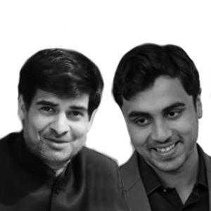 Samir Saran & Vivan Sharan