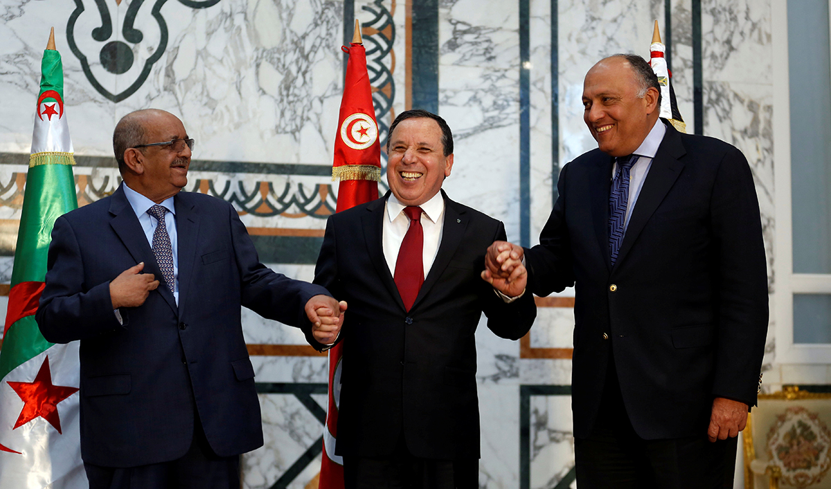 A return to Africa: Why North African states are looking south