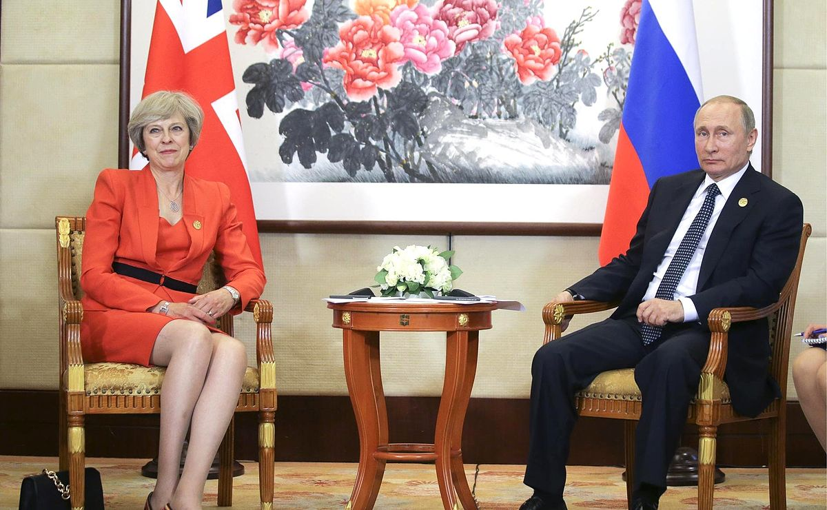 Five reasons to support Theresa May's response to Russia