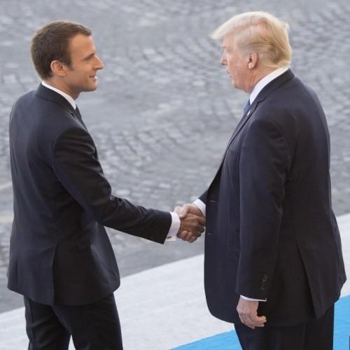 "Cover: Trump ""tickling"""