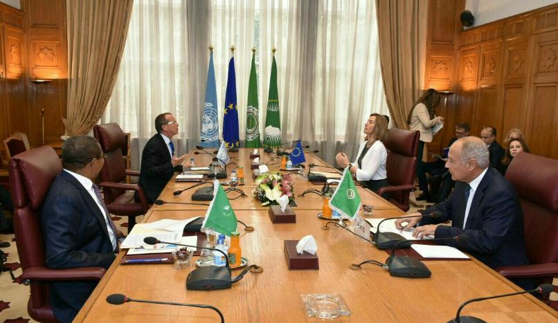 Mr Salvini goes to Tripoli