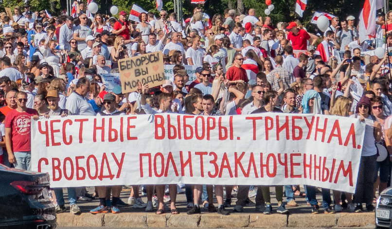 Belarus should remind us to believe in freedom's power