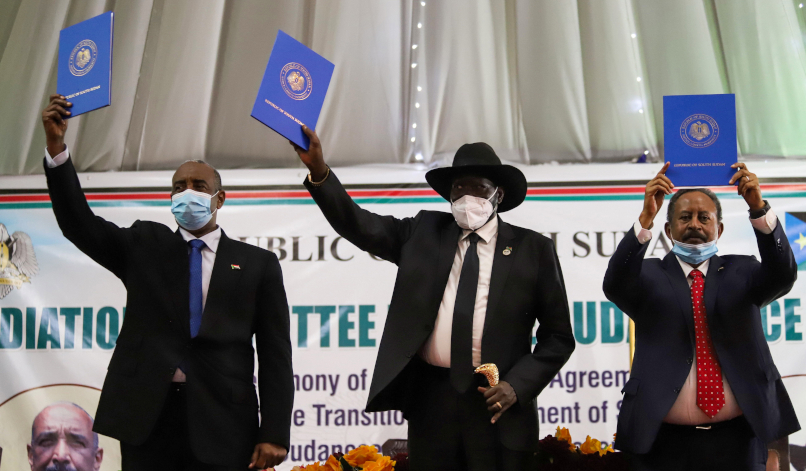 Sudan peace agreement: What it really means for the country's transition