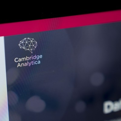 Cover: Cambridge Analytica scandal