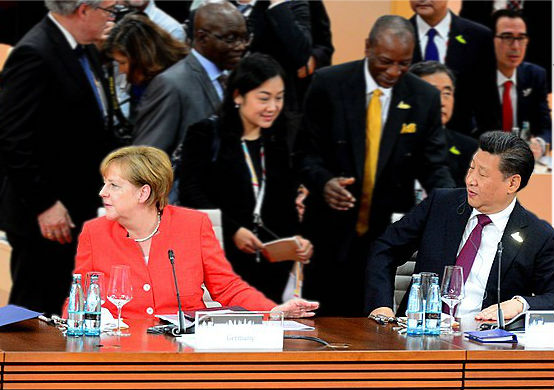 Trading with the frenemy: Germany's China policy
