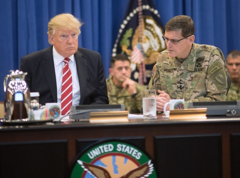 Six problems with Trump's anti-ISIS strategy