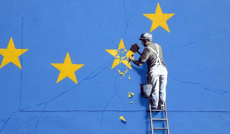 La vigilia della Brexit: inizia il lento tracollo