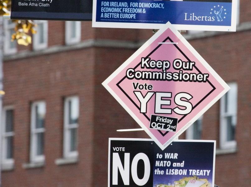 Retour sur 45 ans de référendums en Europe