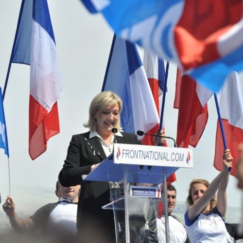 Cover: French election: What happens if Le Pen wins?