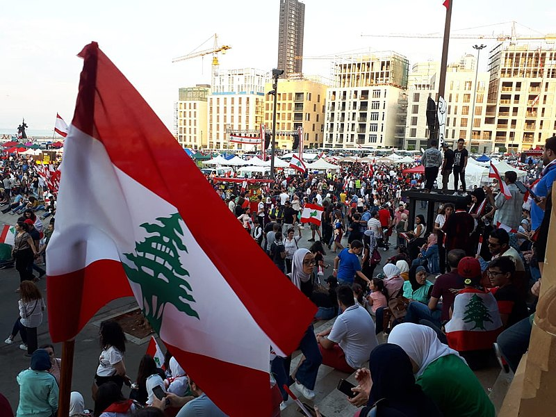 4 ways Europeans should respond to the Lebanon and Iraq protests