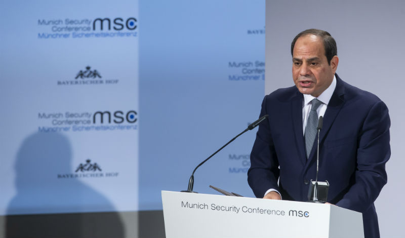 Sisi's illusion of stability