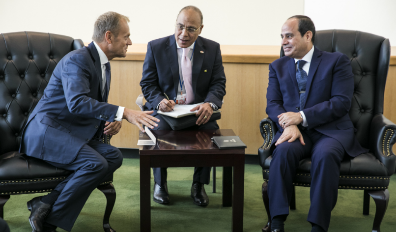 Europe and the Egyptian election: Do not congratulate