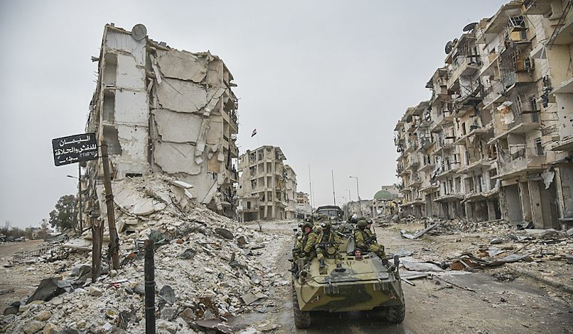 Syrian voices: Where next for European policy?
