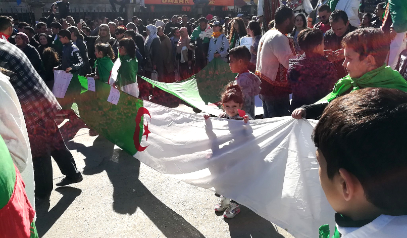 Listen to the street: The new Algerian transition