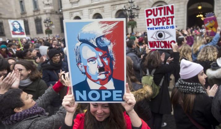 Cómo Trump salvará Europa