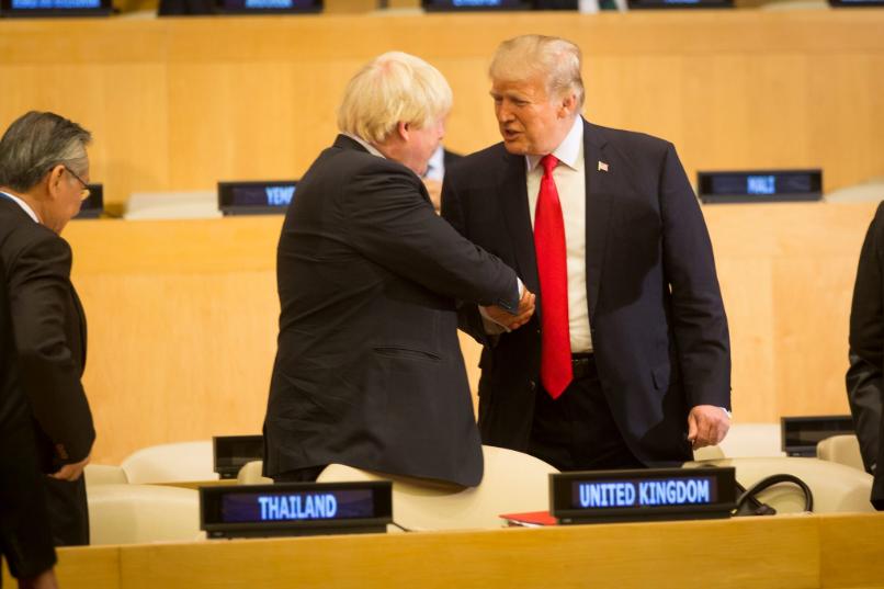 Boris Johnson and the politics of neo-poodleism