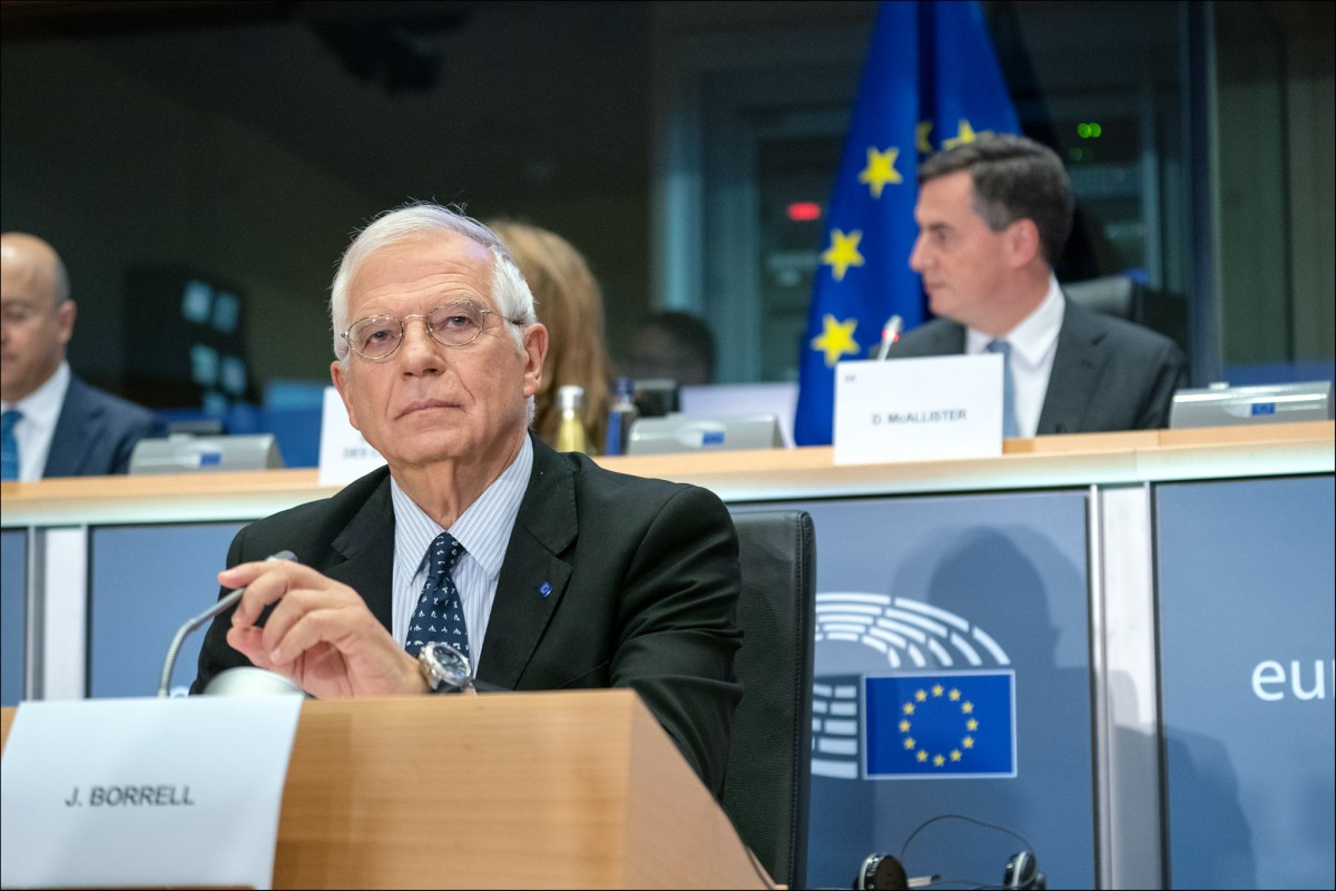 Borrell will face centrifugal forces in the Balkans