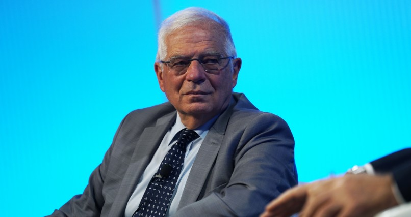 Borrell in the Western Balkans