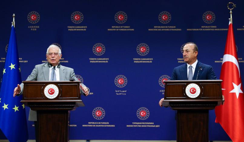 Turquie et Europe : les tensions et la température montent en Méditerranée