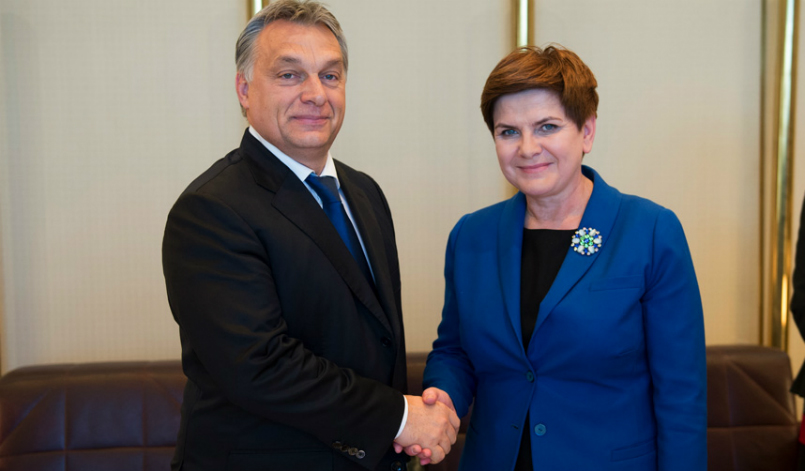 Brothers in arms: Poland and Hungary seek to transform the EU