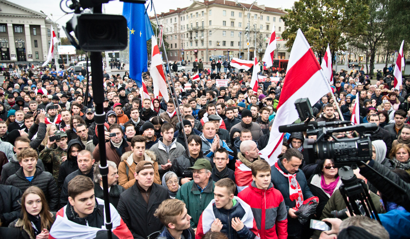 An election in Belarus: How the West could support a marginalised opposition