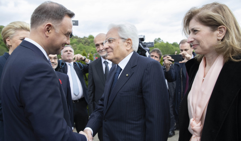 Poland and Italy: Best of frenemies