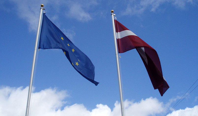 Latvia's controlled discontents