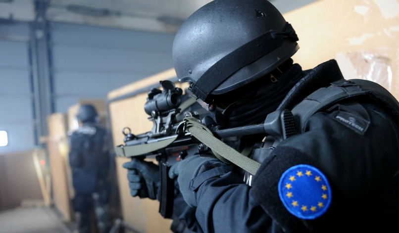 Are spheres of influence still in? The EU and external security