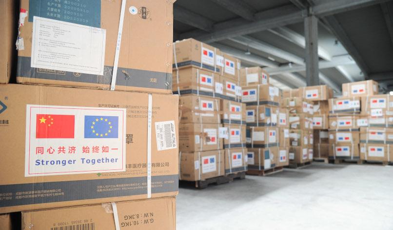 China, Europe, and covid-19 headwinds