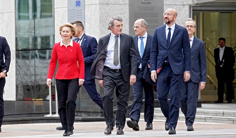 Come può Bruxelles gestire efficacemente la crisi