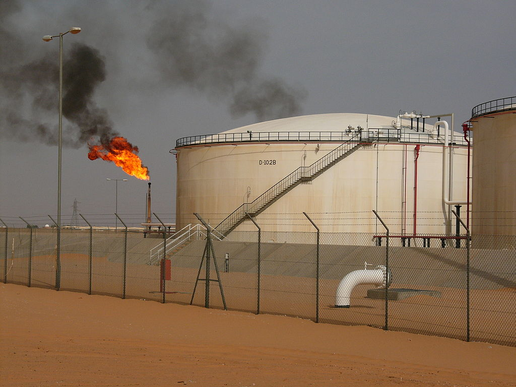 Libya's rebounding oil sector critical to stabilization