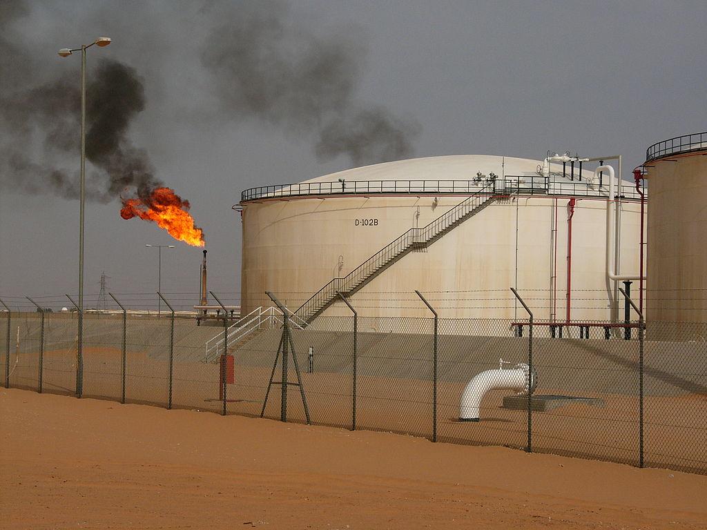 Libya's rebounding oil sector critical to stabilization
