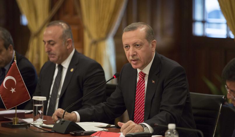 Erdogan's refugee gambit