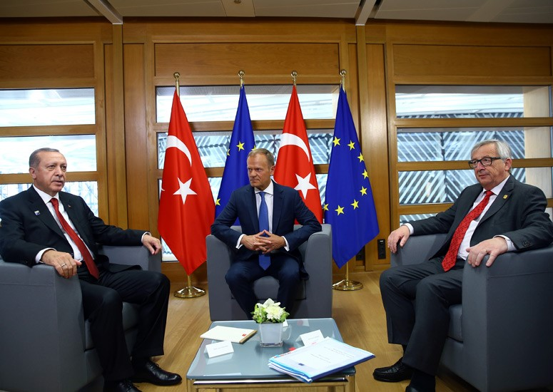 How to reset Turkey-Europe Relations