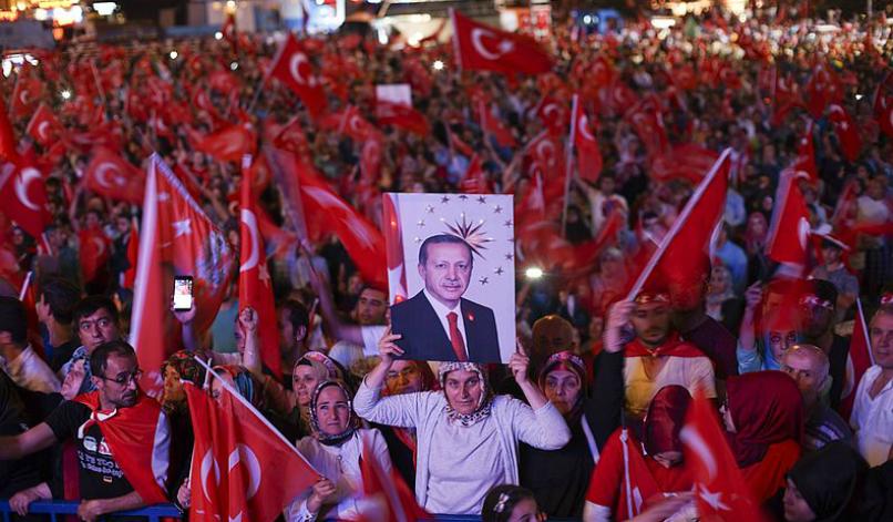 Smart power rhetoric: One reason for Erdoğan's re-election