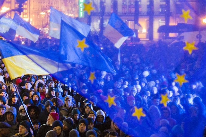 Europe seen from Ukraine