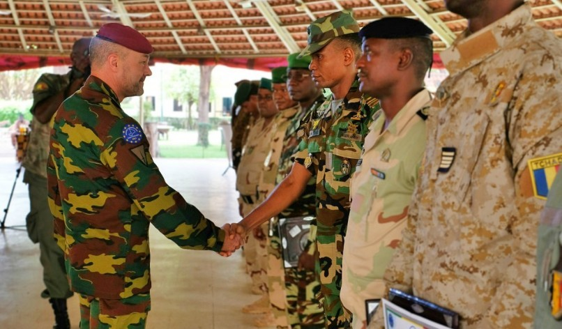 Serious questions remain over G5 Sahel military force