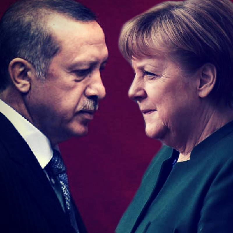 Cover: Mark's World in 30 Minutes: German-Turkish Spat: a Storm in a Tea Cup?