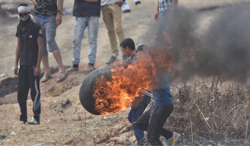 Jerusalem protests: violence in the vacuum