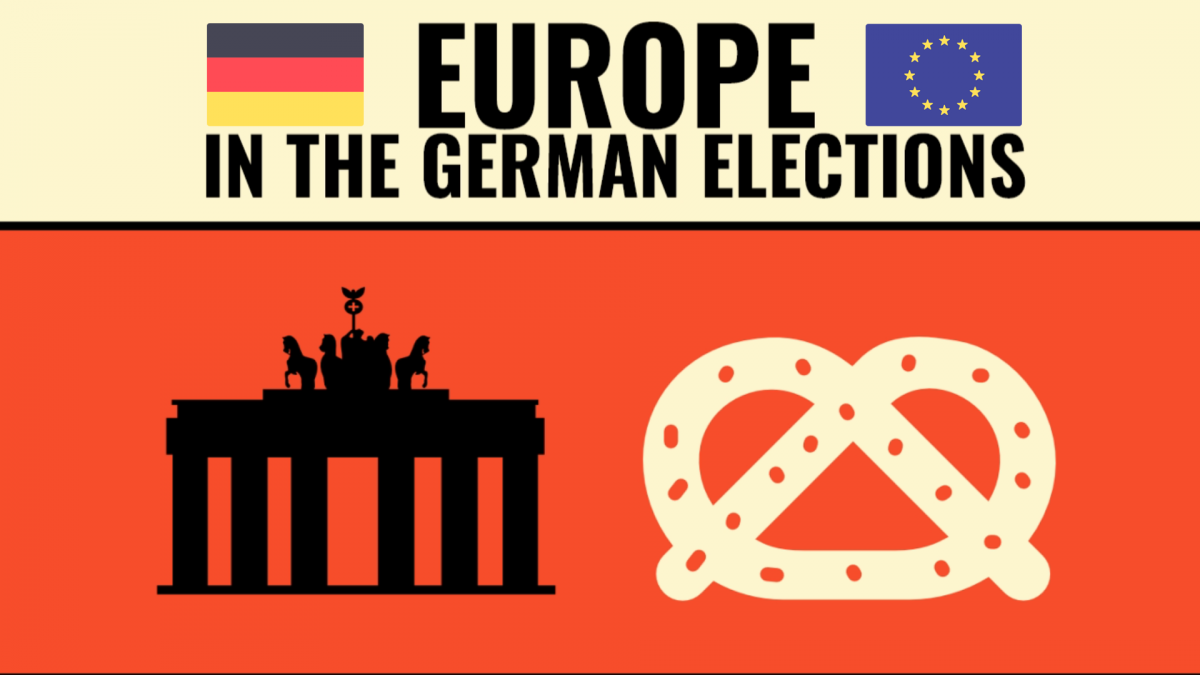 Europe in the German Elections