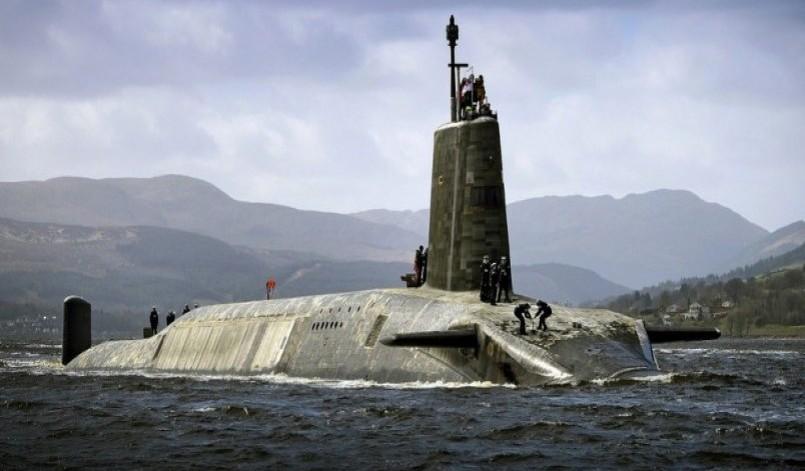 La stratégie de défense et de sécurité de la Grande-Bretagne et la dissuasion contre la Russie