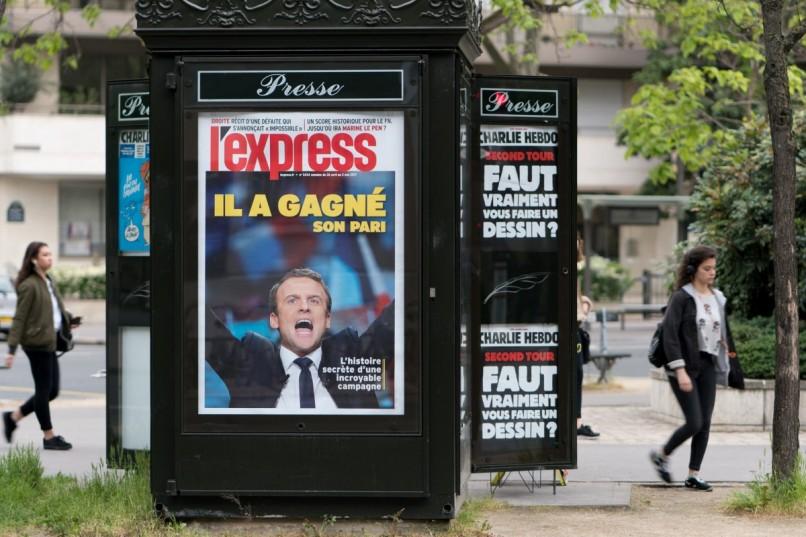 Le nouveau visage politique de la france le bureau de paris ecfr