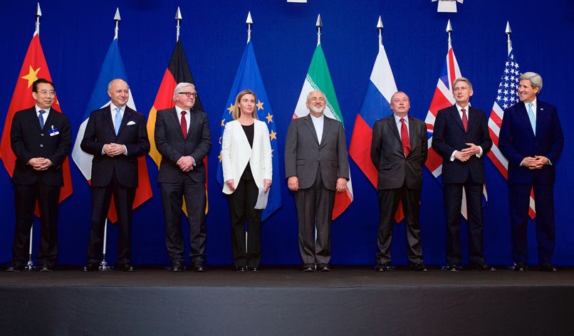 Three years later: Europe's last push on the Iran nuclear deal