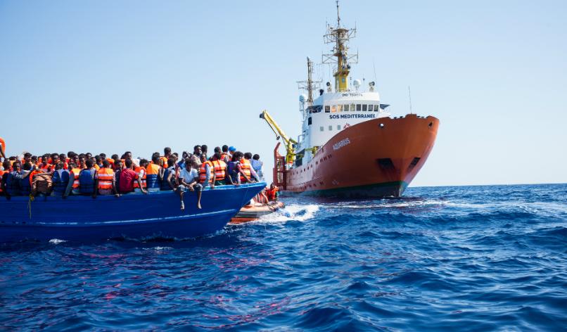 SOS Mediterranee/Isabelle Serro