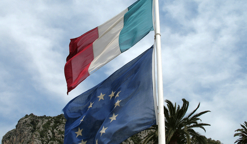 Italy: Following Britain towards the exit?