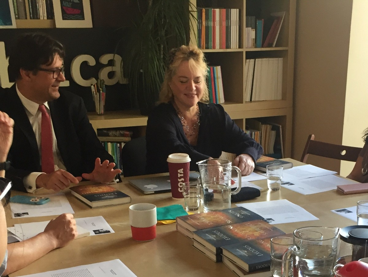 Spotkanie autorskie o Brexicie z Kalypso Nicolaïdis