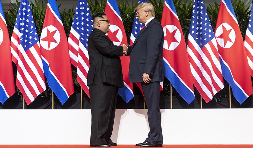 Trump-Kim summit: Gambler's diplomacy