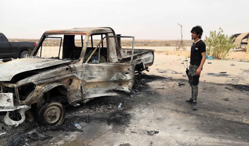 It's Turkey's Libya now