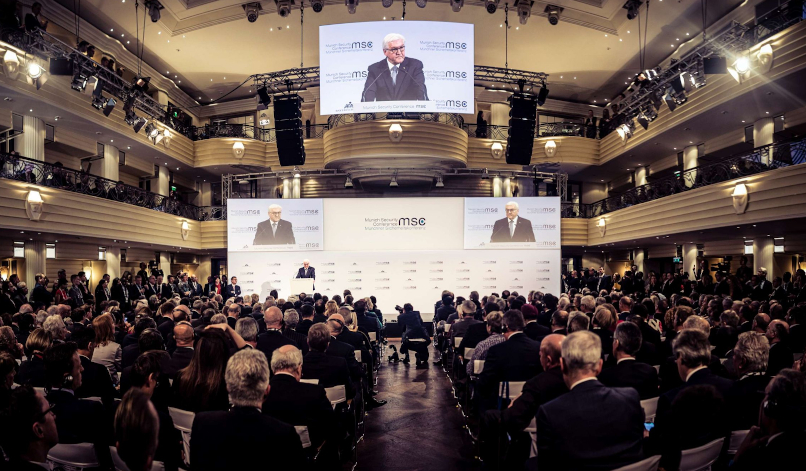 Facing the West's Demons: The 2020 Munich Security Conference